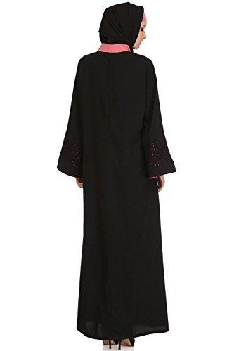 520 Dubai Abbigliamento Semplice Burqa Casual Abaya Ay Islamico Formale Mybatua E qvTH4xw