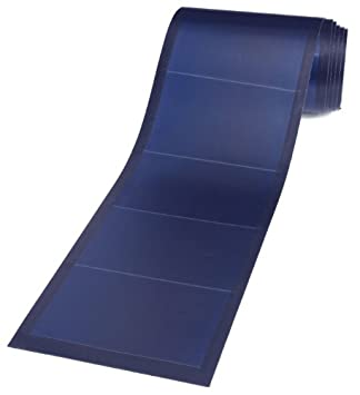 Uni-Solar PVL-136 PowerBond PVL 136 Watt 24 Volt 216-Inch x 15.5-Inch Flexible Solar Panel