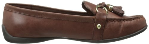 Bella Vita Womens Bella Vita Mallory Ornamented Loafer Cognac Leather 2hsDsrK