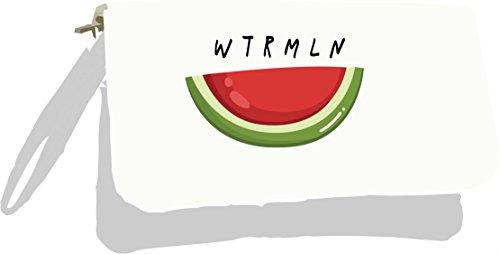 Metálico Wtrmln Chistes Bolsa De No Embrague Juego Frutas Y Hay Oro Palabras Vocales Verduras De De Sandía Plata De El De wqgUFq