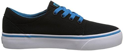 DC Shoes Trase TX - Zapatillas Bajas Para Niña negro y turquesa