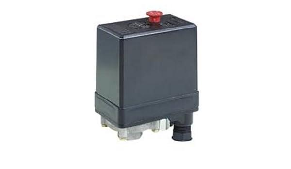 Pressostato trifásico para compresores de aire incluye 1 Vía y válvula de start universal Fiac 890/1: Amazon.es: Deportes y aire libre