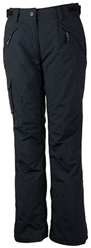 Obermeyer Women's Canyons Cargo Pant Black 8 by Obermeyer