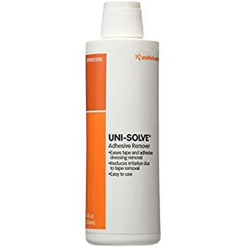 Uni-Solve Adhesive Remover 8 Ounce Bottle