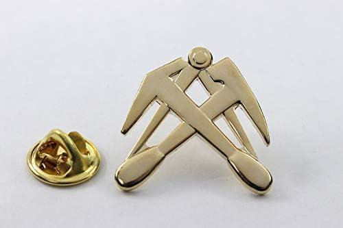 Zunftbedarfde Pin//Anstecker Dachdecker