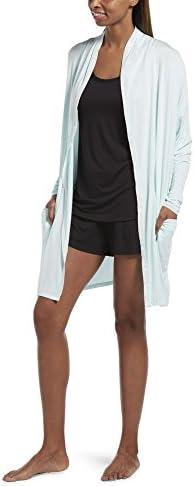 HUE Womens Sleepwell Temptech Cardigan product image