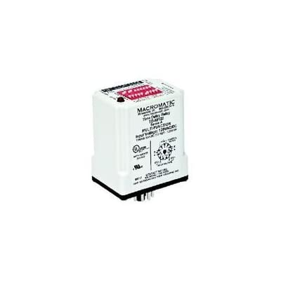 MACROMATIC CONTROLS TD-88122 TIME DELAY RELAY, DPDT, 1023H, 120VAC/DC: Industrial & Scientific