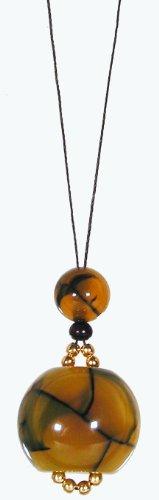 (Spider Web Agate / Portal Necklace / Naga Land Tibetan Sacred Stones Amulet)