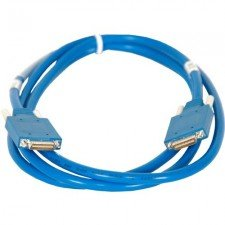 - 1ft CAB-SS-2626X Cisco Compatible Smart Serial Male DTE to Male DCE Crossover Cable by LinkCable