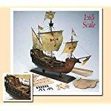 (Amati Santa Maria Wooden Tall Ship Model Kit)