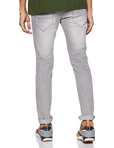 Symbol Men's Skinny Fit Jeans