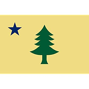 - Garden 3x5ft Made Amazon Maine Germany Magflags Outdoor In 14 com 1901 1901 Lasting Flag Long 35m² amp; Maine 90x150cm 1908 5sqft Large 100 Landscape 1