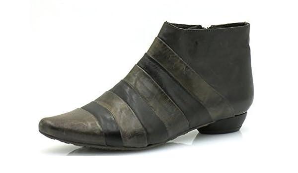 Virus Moda - Botas de Piel para Mujer Marrón marrón, Color Marrón, Talla 38 EU: Amazon.es: Zapatos y complementos