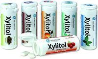 Xylitol Green Tea Gum - Hager Pharma Xylitol Chewing Gum - Green Tea - 30 ct - Case of 6