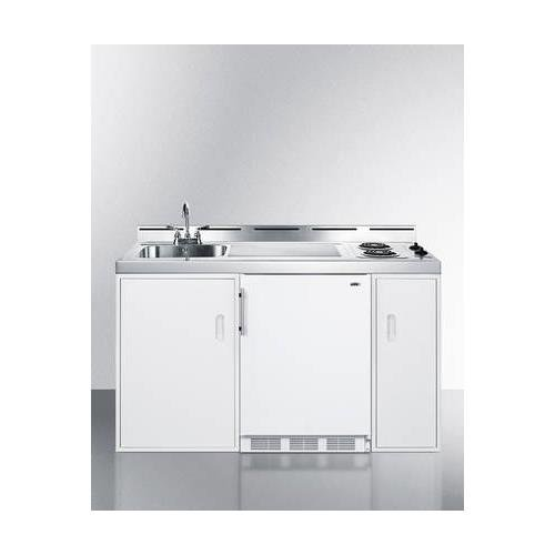 34.63'' x 59'' Combination Kitchen by Summit Appliance