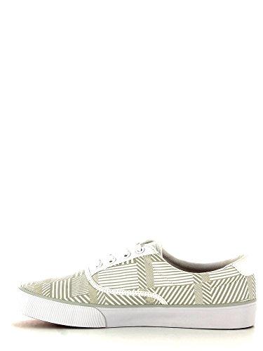 Lacoste , Herren Sneaker Weiß Weiß, - ND - Größe: 44½