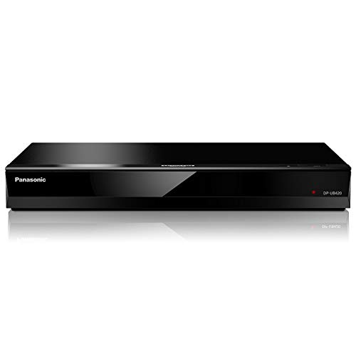 Best Price Panasonic 4K Ultra HD Blu-ray Player with HDR10, HDR10+ and Hybrid Log-Gamma (HLG) Playba...