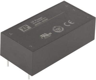 85~264 VACin XP POWER ECE80US12 Power Supply; AC-DC; Encapsulated; 80W 12 V 6.67 A; PCB MNT