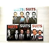Suits DVD season 1-5, season one, two, three, four and five