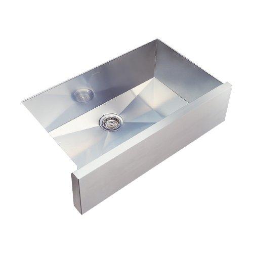 (Blanco 512-747 Precision Super Single Bowl Undermount Kitchen Sink, Satin Polished Finish)