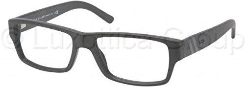 Polo PH2085 Eyeglass Frames 5284-5216 - Matte Black