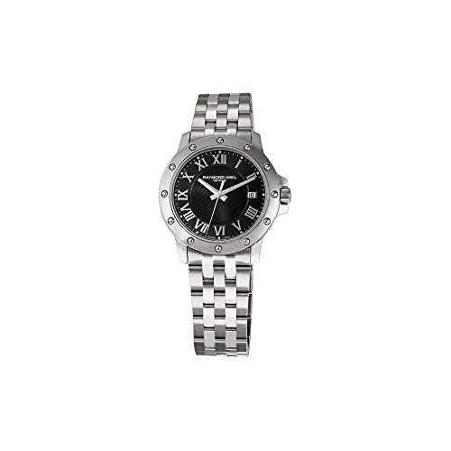 Men's  Tango Stainless Steel Case and Bracelet Grey Dial Watch - Raymond Weil 5599-ST-00608