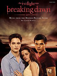 (Cascio Twilight: Breaking Dawn, Part 1-Piano Solo Songbook)
