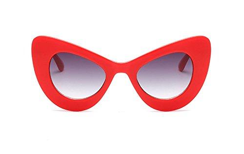 Batman Même Et Fashion Hommes 1pcs Style Connectées Demarkt Femmes Lunettes rouge Soleil Argent De qPxxZ8Y