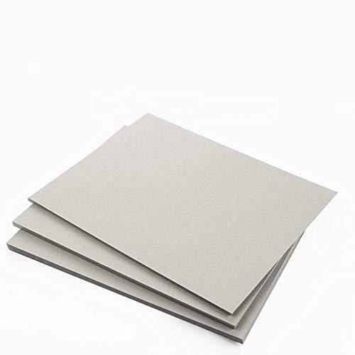 Gmund Colors Matt Timberwolf Gray Cardstock - 11 x 17, 111lb Cover, 25 Pack ()