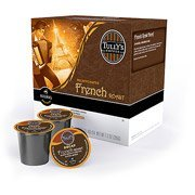 TULLY'S COFFEE K-Cups Decaf French Roast Coffee, 18 count...