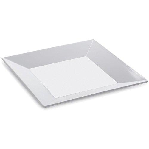 Yanco RM-112 Rome Square Plate,  12