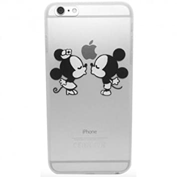 coque iphone 6 bisous