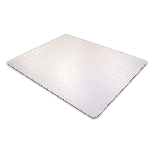 Cleartex Ultimat Chair Mat, Polycarbonate, For Plush Pile Carpets over 1/2