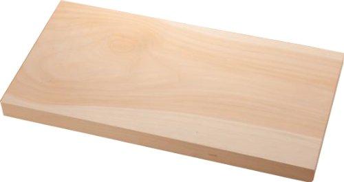 Honmamon Chopping (Cutting) Board Made of Gingko Tree, Japan L by HONMAMON