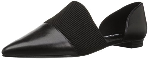 Black Affable Women's Nine Pump West Leather WX6YAwvq