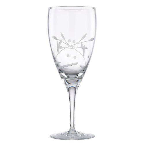 Lenox Opal Innocence Signature Crystal All Purpose Beverage Glass