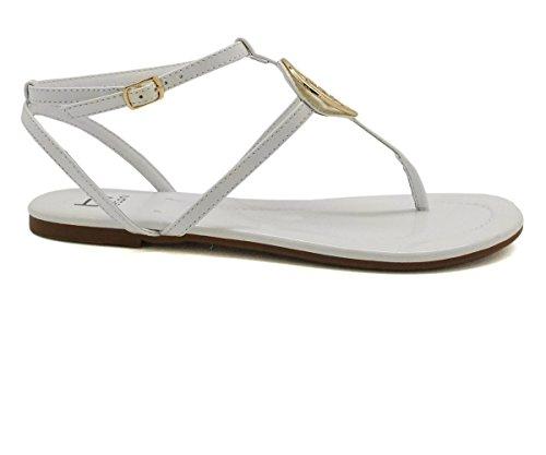 Betani Vrouwen Strappy Witte Sandalen Dora-19