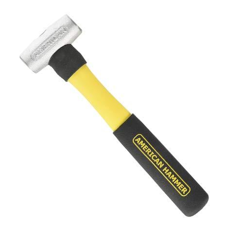American Hammer AM15ALFG Aluminum Hammer