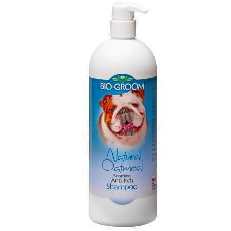 BioGroom Natural Oatmeal AntiItch Shampoo (32 fl oz) Biogroom Oatmeal Shampoo Shampoo