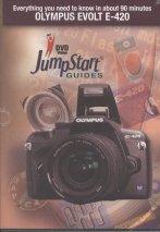 Olympus E-420 / Evolt E-420 JumpStart Guides (A Tutorial DVD for - Camera E420