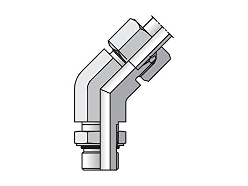 EO/EO-2 45° Elbow, Adjustable - VEE-UNF