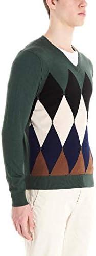 Luxury Fashion | Ballantyne Heren Q2P00114CA892584 Grijs Wol Truien | Lente-zomer 20