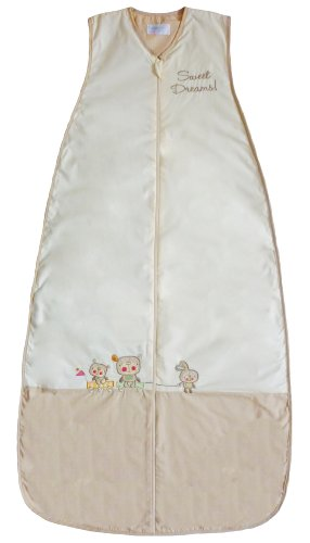 LIMITED TIME OFFER! The Dream Bag Children's Sleeping Bag Sweet Dreams 3-6 Years 3.5 TOG - Beige