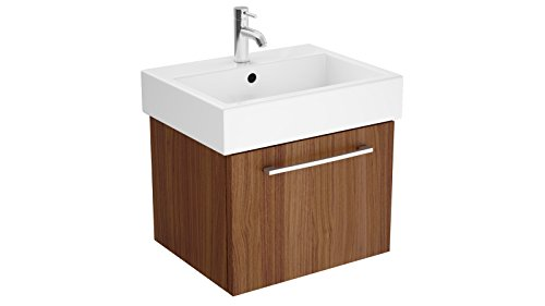 Duravit FO955301313 Vanity Unit for Vero 045450, American Walnut