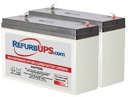 APC Back-UPS 520 Compatible Replacement Battery Kit AP520