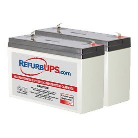 Tripp Lite OMNIVS1000 - V2 - Brand New Compatible Replacement Battery Kit by RefurbUPS