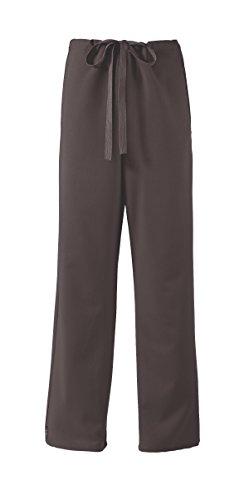 - Medline 5900CHCMT Newport AVE. Scrub Pants, Medium, Chocolate