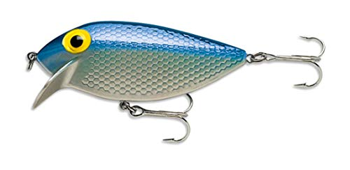 Storm Thin Fin 08 Fishing lure (Metallic Silver/Blue, Size- 3) ()
