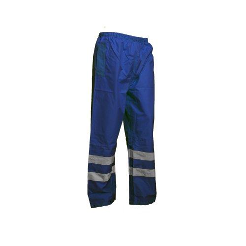 Yoko Hi Vis Waterproof Contractor Trousers