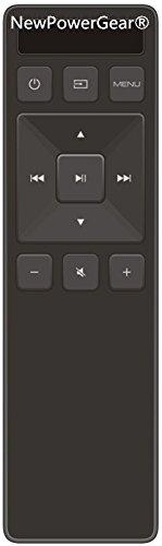 NewPowerGear TV Remote Control Replacement For VIZIO SB4551-D5 SB4531-D5 SB4451-C0 SB4051-D5 -  JCEC201711200300001